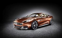 Aston Martin AM 310 Vanquish HD Wallpaper 933