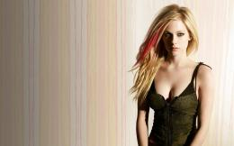 avril lavigne, wallpaper, retro, gratis, wallpapers 1918