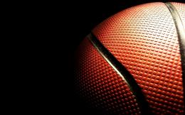 Basketball Ball in Dark Awesome HD Desktop Wallpaper 1453