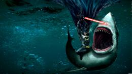 Batman Shark Attack www FullHDWpp comjpg 897