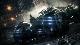 2014 Batmobile Batman Arkham Knight HD Wallpaper #6469 1701