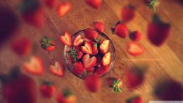 Tags: Very Berry Strawberry Wallpaper 1080p HD 511