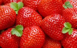 beautiful strawberries hd wallpapers cool desktop background images 866