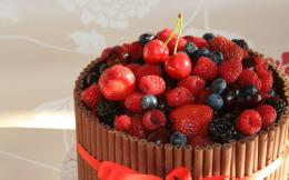 Berry cake HD Wallpaper 1920x1080 Berry cake HD Wallpaper 1920x1200 1209