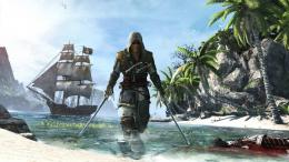 Assassin\'s Creed 4 Black Flag Pirate Ship HD Wallpaper 179
