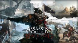 Assassin\'s Creed IV Black Flag Wallpaper by SkyCrawlers 1556