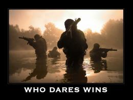Military SAS motto 113