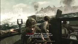 Call of Duty: World at War Xbox 360 Getting our orders 551