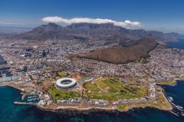 South Africa Cape Town view wallpaper background 1169
