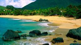 Download wallpaper Saint Martin island, Caribbean: 1160