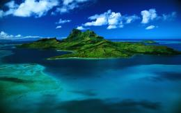 HomeWallpapersPhotographsNatureTropical island 1299