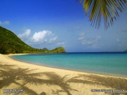 Caribbean Beach Desktop Background Wallpaper 1965