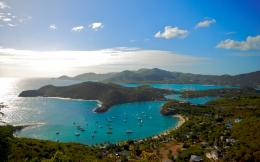 english harbour wallpaper caribbean islands world wallpaper 1680 1050 1378