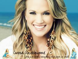 Wallpaper Carrie Underwood 867