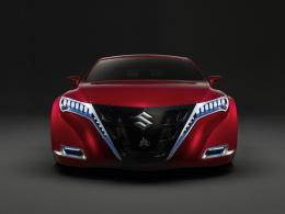 Suzuki Kizashi Concept Front View HD Wallpaper 575