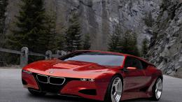 Bmw M1 Concept Car Wallpaper Hd 651