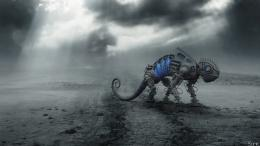 Chameleon Robot HD Wallpapers 204