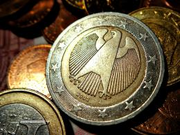 1024x768 German 2 Euro Coins desktop PC and Mac wallpaper 1052