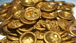 1920x1080 Chinese Gold Coins desktop PC and Mac wallpaper 1863