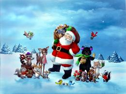 christmas hd wallpapers 1994