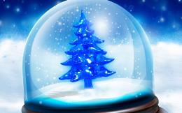 URL: http:desktopwallpaperswide com 3d christmas tree wallpapers 1125