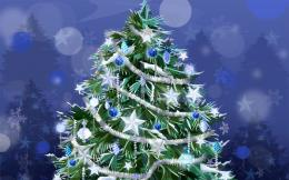 Christmas Tree Desktop Wallpapers 719