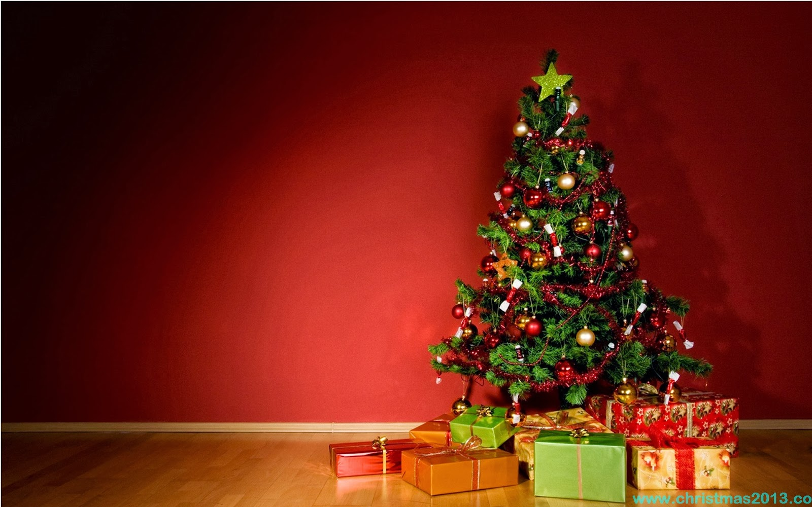 Christmas Tree Wallpaper for Desktop | HD wallpapers 282