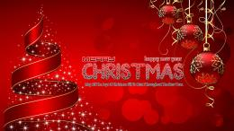 Merry Christmas Wishes Christmas Tree Wallpaper 1600×900 624