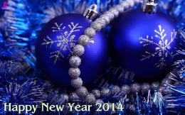 New Year and Christmas Wishes 2014 Messages with Greetings Wallpapers 767