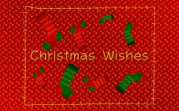 Christmas wishes wallpaper 123