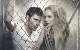 Joseph Morgan, Claire Holt, The Originals Fondos de pantalla 1887