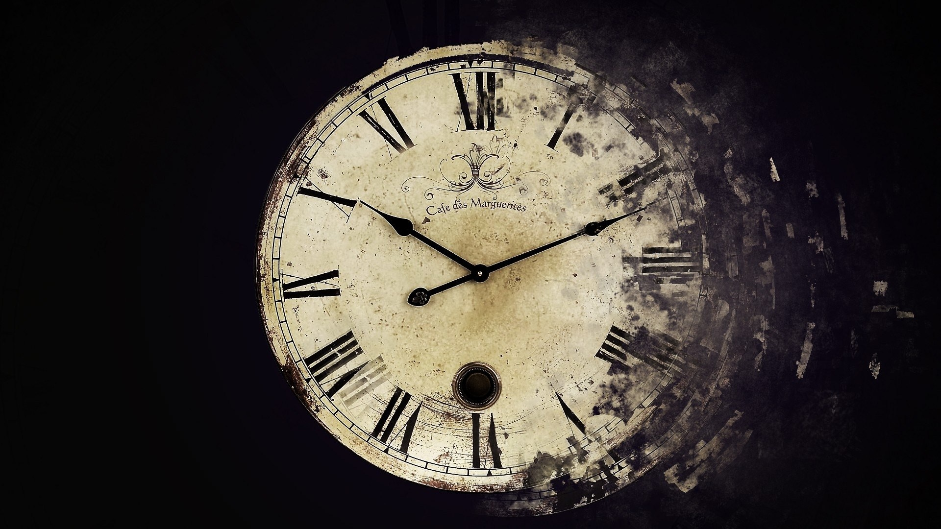 Clock Time HD Wallpaper is a awesome Background 1886