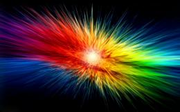 Space Rainbow Backgrounds 1675