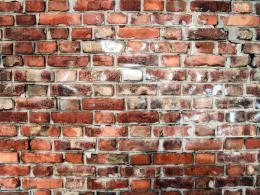 Description Brick wall in Flemish bond jpg 1936