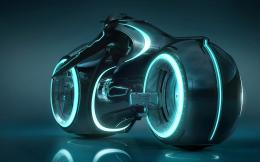Tron Light Cycle 1735