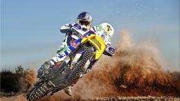 Dakar Bike 2013 HD Background Desktop Background 309
