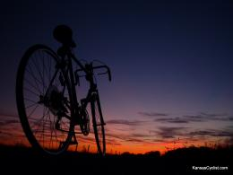 Random wallpapers Cycling At Sunset Pictures wallpaper 147