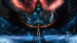 Dark Angel Wings HD Wallpaper 540x303 Dark Angel Wings HD Wallpaper 457