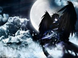 Dark Angel Anime Wallpaper 7743 Hd Wallpapers 1965