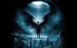 File Name : Fantasy Dark Angel wallpapers Desktop HD 667