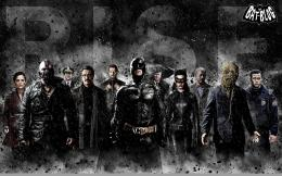 Batman,The Dark Knight Rises Movie Wallpaper Collections 985