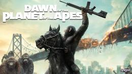 Dawn of the Planet of the Apes Movie Wallpaper 1324