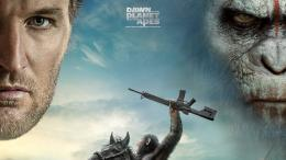 Dawn of the Planet of the Apes WallpaperOriginal size, download now 1235