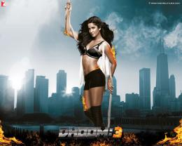 Katrina Kaif Dhoom 3 Wallpapers 585
