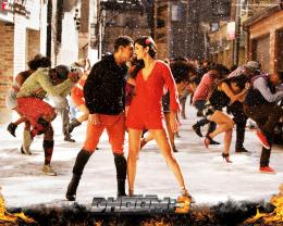 Dhoom 3 Aamir Khan, Katrina Kaif Wallpapers 694