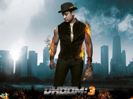 Download Dhoom 3 Desktop Wallpaer 1863
