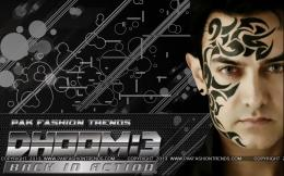 Dhoom 3 Amir Khan HD Wallpapers [ Recommenced ] 610