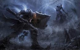 Game HD Wallpaper Diablo 3 Reaper Of Souls Fan Wallpaper 1920×1200 889