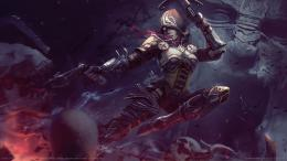 Diablo 3: Reaper of Souls Fan Art 1920x1080 wallpaper or background 03 910