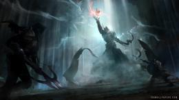 Diablo III Reaper Of Souls Art Wallpaper 1724